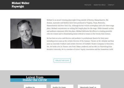 Michael Walker Plays