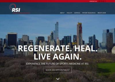 Regenerative SportsCare Institute